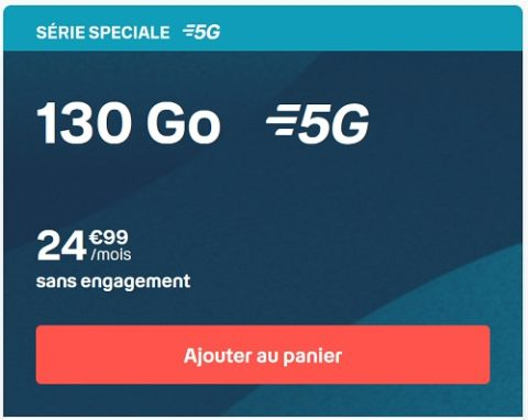 B and You 130Go 5G