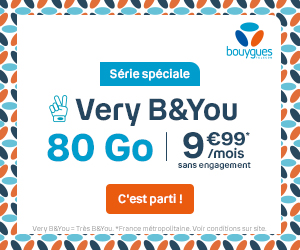 B and You 80Go