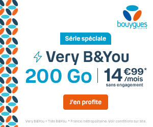 B-and-You 200Go